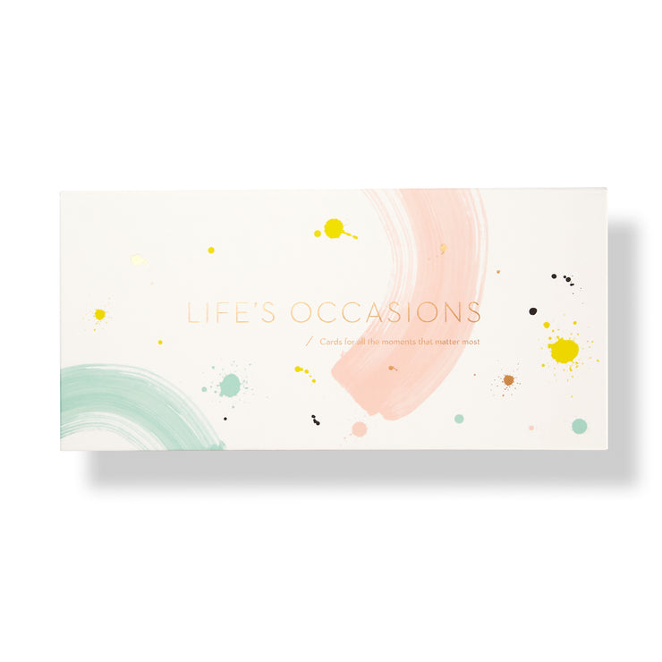 Life's Occasions Boxed Cards