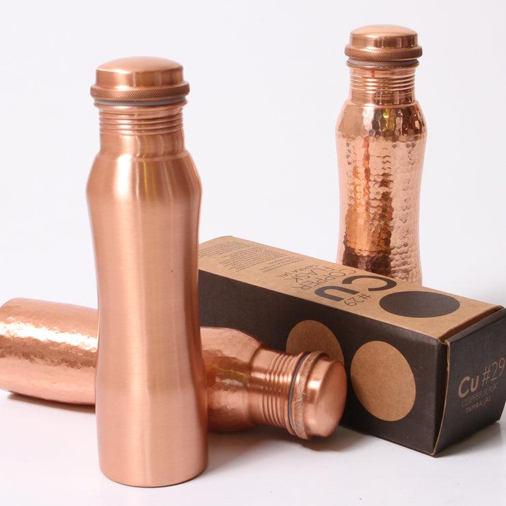 Copper Flask