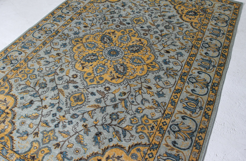 Medallion Hand Knotted Rug
