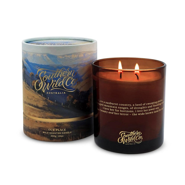 Our Place Candle 100g / 300g