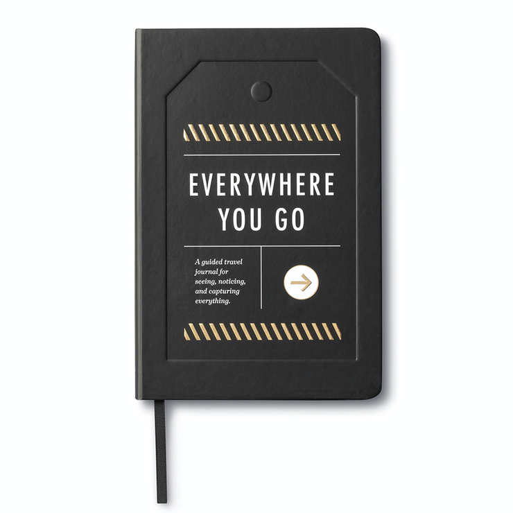 Everywhere You Go Guided Journal