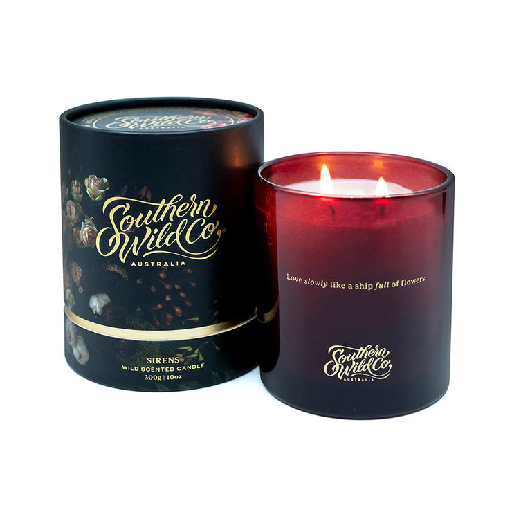 Sirens Candle 300g