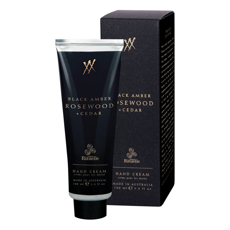 Alchemy Hand Cream - Black Amber