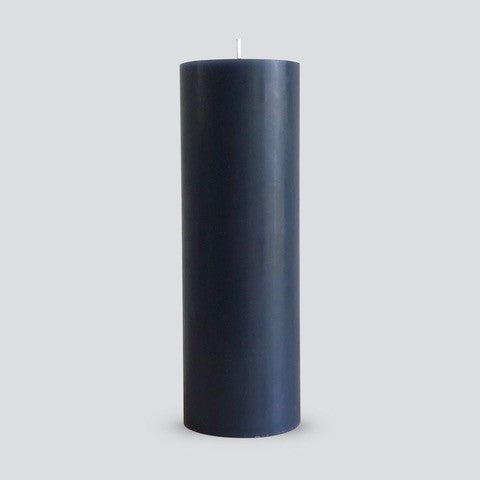 Pillar Candle - Grey