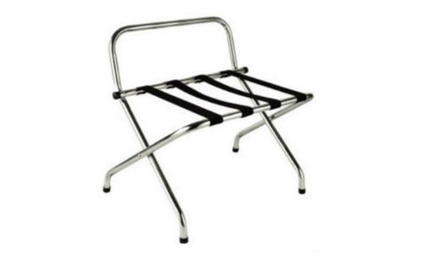 Stainless Steel Luggage Rack