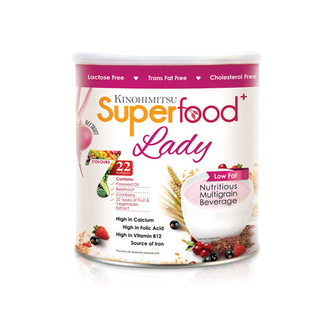 Bundle of 2: Superfood⁺ Lady / Superfoodᵀᴹ Supreme 500g