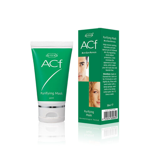 Activa ACF Purifying Mask 30ml - Kinohimitsu Singapore  - 1