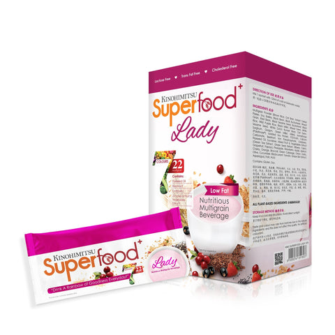 Superfood+ Lady Sampling Pack (2's)