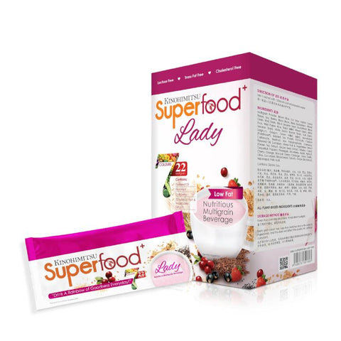 Superfood+ Lady 10's - Kinohimitsu Singapore