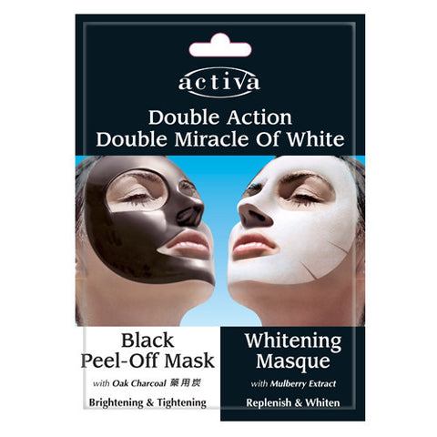 Activa Double Action Double Miracle of White - Kinohimitsu Singapore  - 1