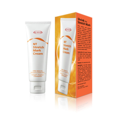 Activa NT Stretch Mark Cream 100ml - Kinohimitsu Singapore  - 1