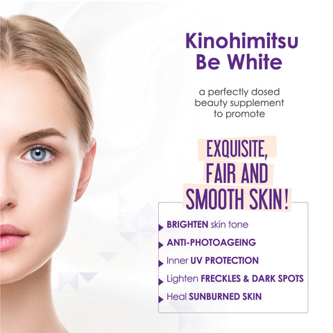 Be White 30s - Kinohimitsu Singapore