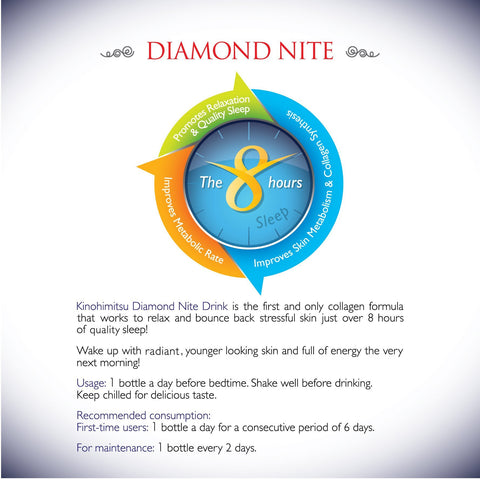 Diamond Nite 16's - Kinohimitsu Singapore