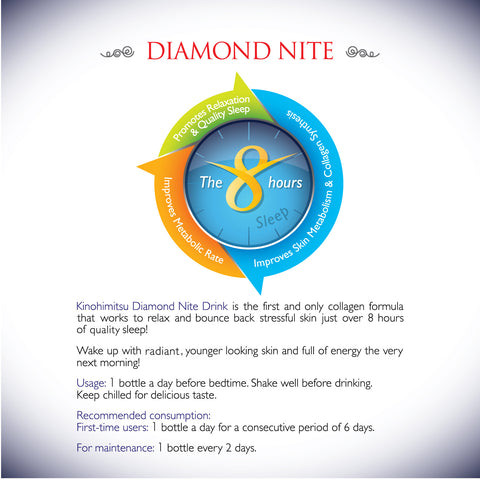 Diamond Nite 16's - Kinohimitsu Singapore  - 5
