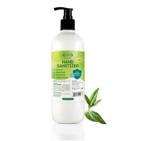 Activa Hand Sanitiser 500ml