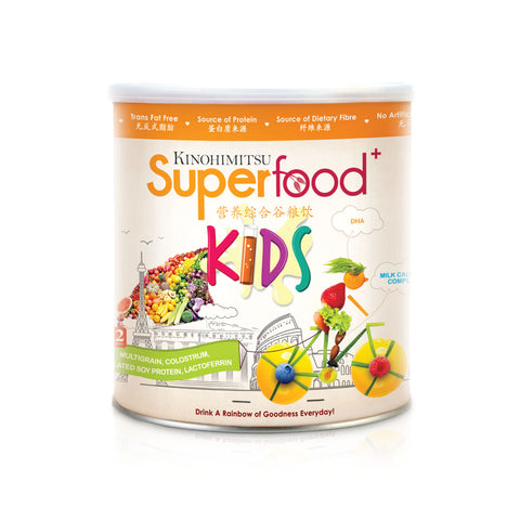 Superfood+ Kids 500g - Kinohimitsu Singapore