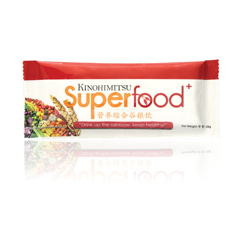 Superfood+ 10's - Kinohimitsu Singapore  - 3