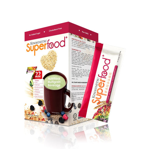Mix & Match: Superfood⁺ / Superfood⁺ Lady / Superfood⁺ Kids 10's