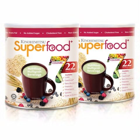 Superfood+ 500g Twin Pack - Kinohimitsu Singapore