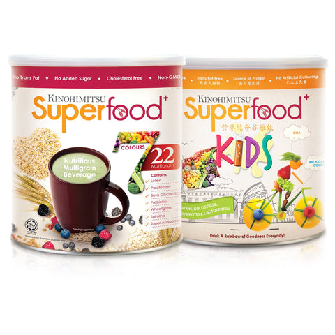 Superfood+ Family Pack