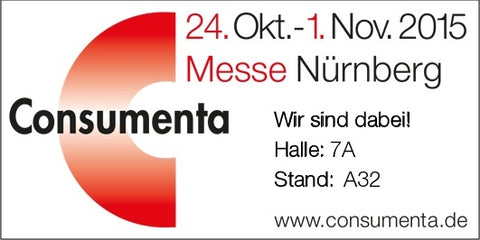 Consumenta Stand Halle 7A Stand A32