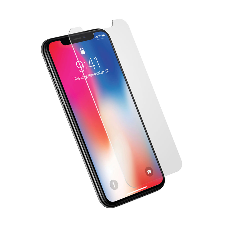 Atom Glass for iPhone X