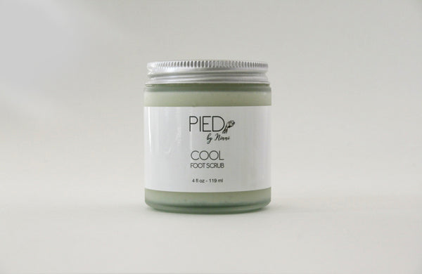 Pieds by Ninni Cool Foot Scrub