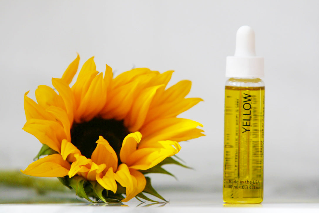 Face oil with sunflower seed oil to revive & moisturize your skin