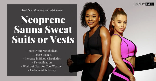 Everything You Want to Know About Neoprene Sauna Sweat Suits or Vests