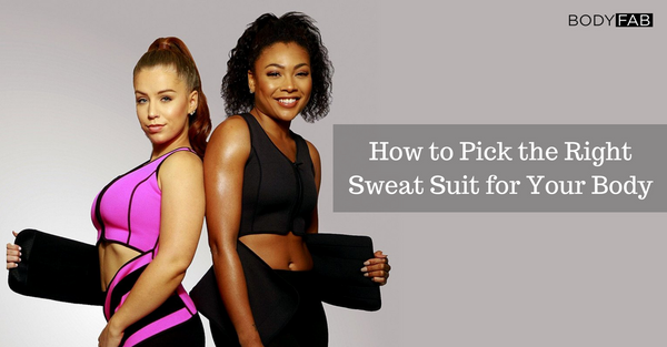 How to Pick the Right Sweat Suit for Your Body