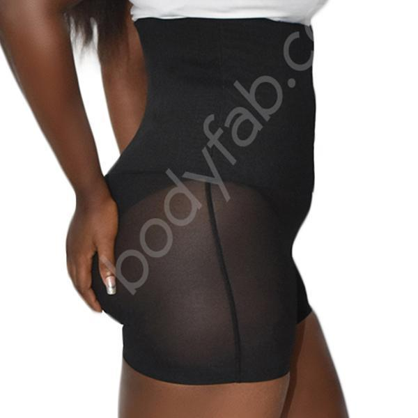 3 Hook High Waist Shorts Waist Cincher