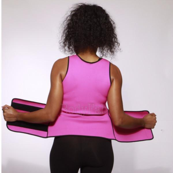 Pink Sweat Vest® Waist Cincher