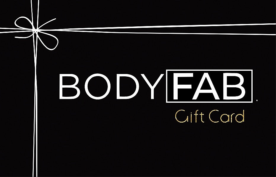 BodyFab Gift Card