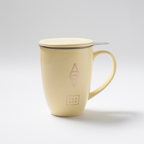 Tea Ave - Classic Mug With Infuser