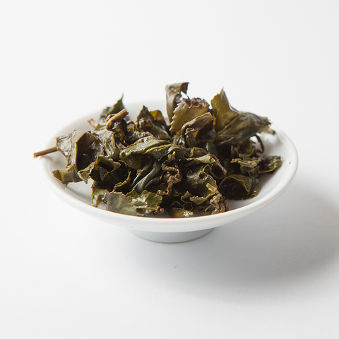 Tea Ave - LiShan Oolong Tea