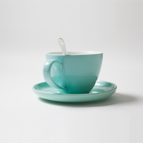 Tea Ave - Happy Cup & Saucer