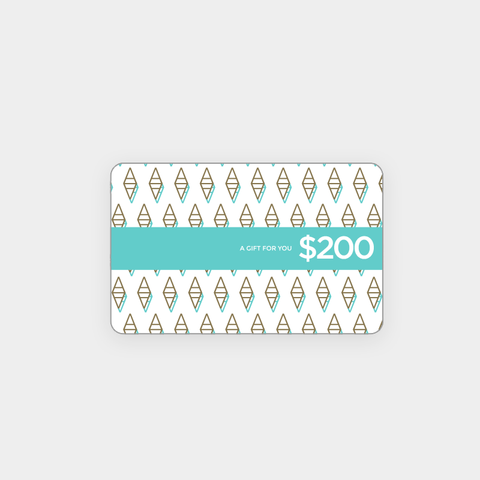 Tea Ave Gift Card - $200