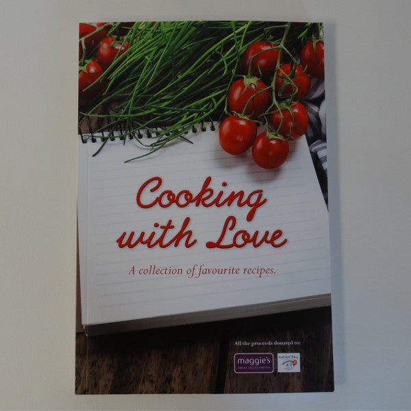 """Cooking with Love"" Cookery Book"