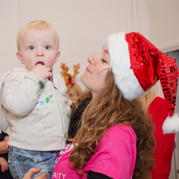 Gymboree Surbiton - Christmas Party