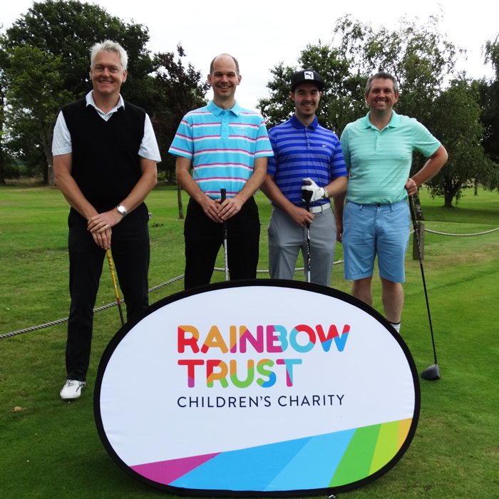 Rainbow Trust Golf Day