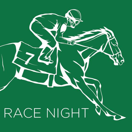 An exclusive race night at Royal Windsor Racecourse