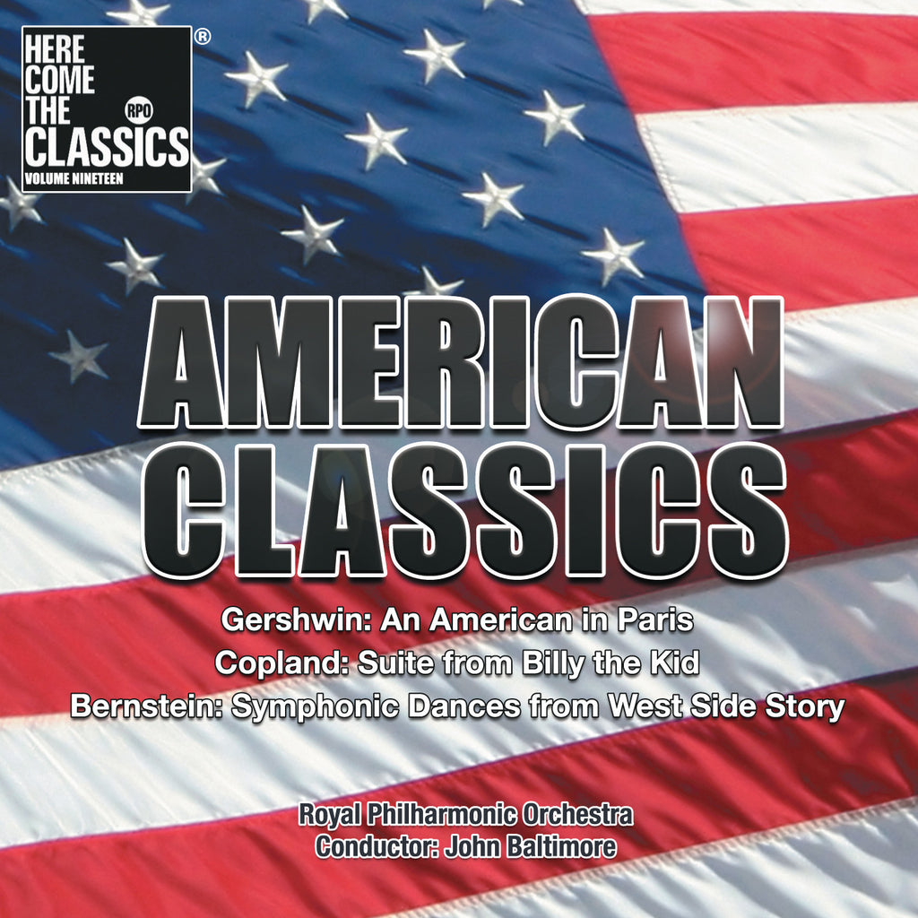American Classics (Here Come the Classics Volume 19)  [Album download]