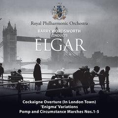 Barry Wordsworth Conducts Elgar  [Album download]