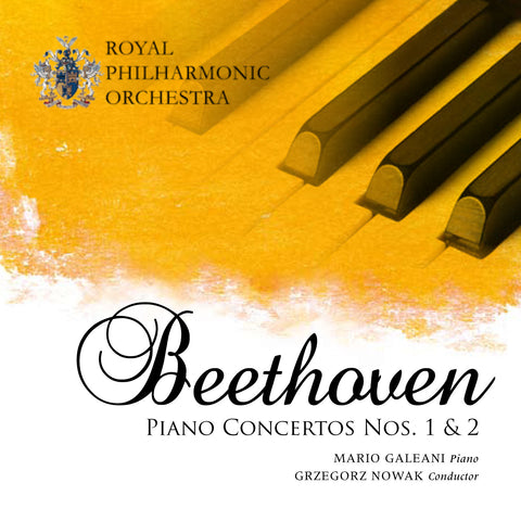Beethoven Piano Concertos Nos.1 & 2 [Album download]