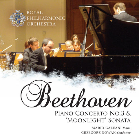Beethoven Piano Concerto No.3 & 'Moonlight' Sonata [Album download]