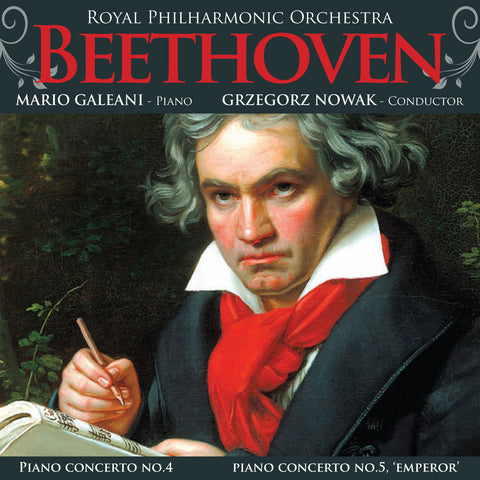 Beethoven Piano Concertos Nos.4 & 5 [Album download]