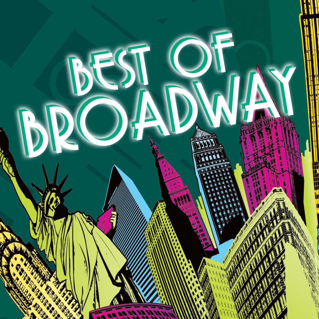Best of Broadway [Single downloads, MP3]