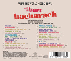 What the World Needs Now... The Music of Burt Bacharach [Album download]