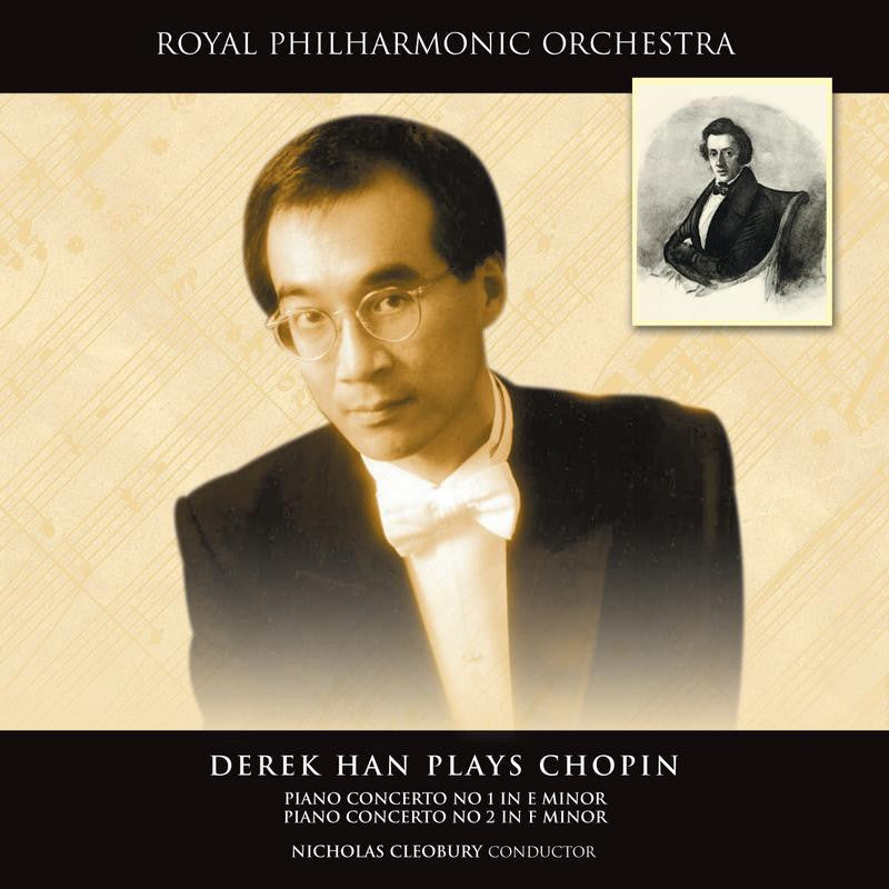 Derek Han Plays Chopin [Album download]
