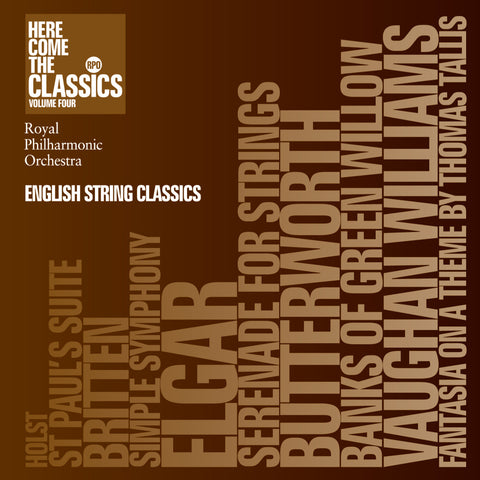 English String Classics (Here Come the Classics Volume 4) [Album download]